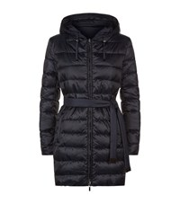 Max Mara Maxmara Novec Down Jacket Female Blue