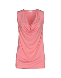 Carla G. Topwear Vests Women