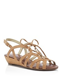 Carlos By Carlos Santana Belle 2 Lace Up Ghillie Sandals Compare At 59 Brulee