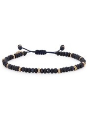Lola Rose Northwood Midnight Blue Quartzite Beaded Bracelet