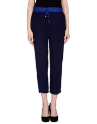 Splendid Casual Pants Dark Blue