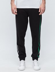 Mcq By Alexander Mcqueen Stripe Dart Sweatpants