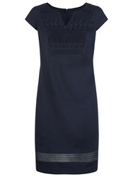 Fenn Wright Manson Okeeffe Dress Navy