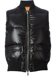 Givenchy Classic Padded Gilet Black