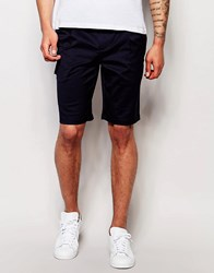 Minimum Smart Cargo Short Navy Blazer