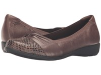 Aravon Andrea Ar Bronze Women's Slip On Shoes