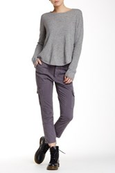 Zadig And Voltaire Corduroy Pant Gray