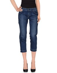 Fay Denim Denim Trousers Women