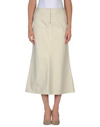 Germano Zama Skirts Long Skirts Women