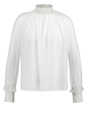 Sister Jane Heiress Blouse Offwhite Off White