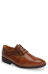 Men's Sandro Moscoloni 'Olsen' Plain Toe Derby Brown