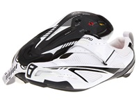 Shimano Sh Tr60 White Black Men's Cycling Shoes