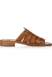 Church's Marie Cutout Leather Sandals