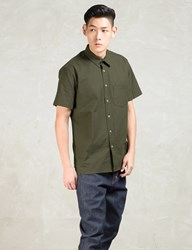 Feltraiger Olive Liberty Solid S S Shirt