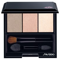 Shiseido Luminizing Satin Eyeshadow Trio Palette Nude