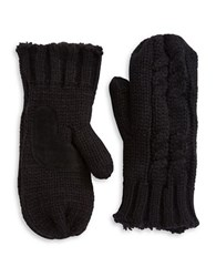 Isotoner Sherpa Lined Mittens