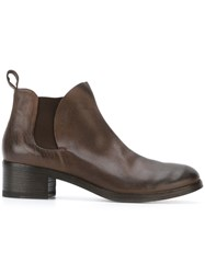 Marsell Marsa Ll Chelsea Boots Brown