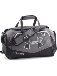 Under Armour Undeniable Synthetic Holdall Grey