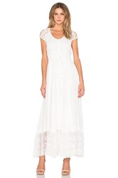 Spell And The Gypsy Collective Wilde Belle Gown White