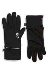 180S 'Foundation' Touchscreen Gloves Black