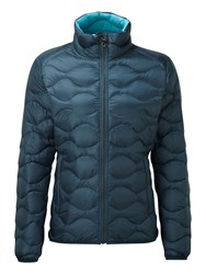 Tog 24 Maine Womens Down Jacket Navy