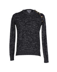 Macchia J Knitwear Jumpers Men Black