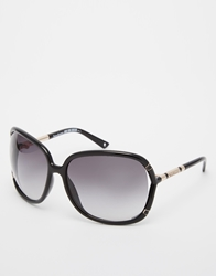 Juicy Couture Oversized Sunglasses Black