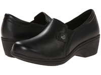 Aravon Hope Black Women's Slip On Shoes