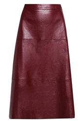 Kiomi Maxi Skirt Bordeaux
