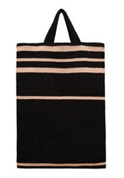 Hansel From Basel Striped Tote La Garconne