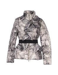 Atos Lombardini Down Jackets Dove Grey