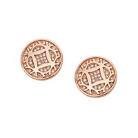 Fossil Jf01434791 Ladies Earrings