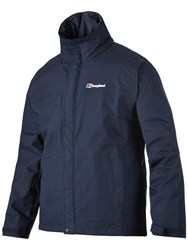 Berghaus Rg Alpha Waterproof Jacket Blue