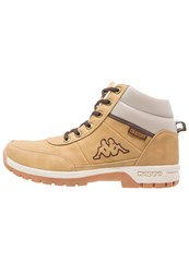 Kappa Bright Light Walking Boots Beige