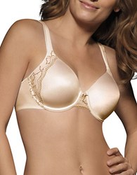 Bali One Smooth U Side Support Bra White