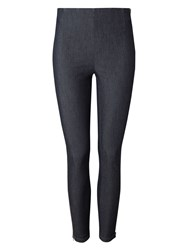 Phase Eight Amina Zip 7 8Th Jeggings Ink