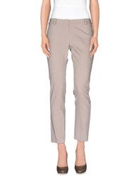 Kayla Trousers Casual Trousers Women Sand