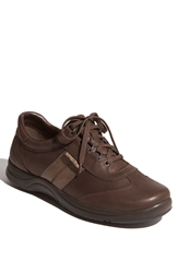 Mephisto 'Hike' Walking Shoe Men Dark Brown Dark Taupe Oldbrush