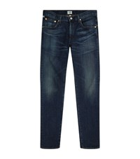 Citizens Of Humanity Mid Wash Skinny Jeans Male Blue