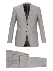 Gucci Brera Single Breasted Wool Suit