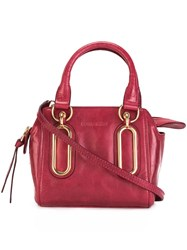 See By Chloe Mini 'Paige' Crossbody Bag Red