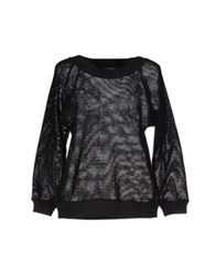 Nocollection Sweaters Black