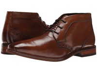 Florsheim Castellano Chukka Boot Saddle Tan Smooth Men's Boots Brown