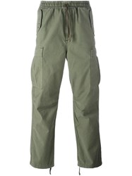 Carhartt Cargo Pocket Trousers Green