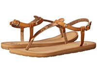 Roxy Dominica Tan Women's Shoes