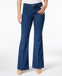 Nydj Petite Claire Chambray Beaumont Wash Trouser Jeans