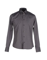 Yoon Shirts Shirts Men Black