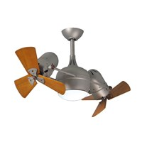 Matthews Fan Company Dagny Ceiling Fan With Light Kit