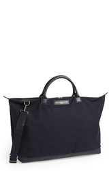 Want Les Essentiels 'Hartsfield' Organic Cotton Weekender Tote Navy