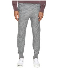 Todd Snyder Wool Blend Slim Sweatpants Light Grey